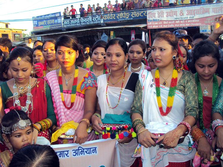 सावन २९ गते गुरही टिहुवार, धनगढीमे भव्यताके साथ मनैना तयारी