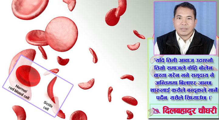 सिकलसेल रोगबिरुद्धको राष्ट्रिय जागरण दिवस