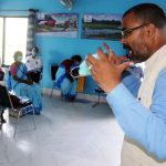 'स्वयंसेविका स्वास्थ्य क्षेत्रके आधार'